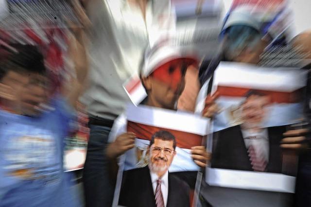 Wirrwarr um Übergangspräsidenten