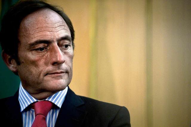 Paulo Portas ist Portugals neuer starker Mann