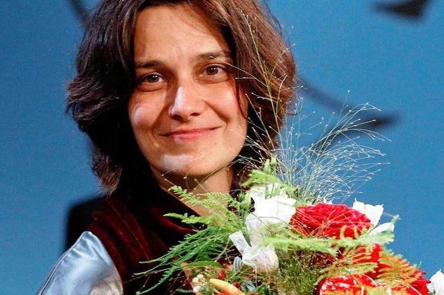 Petrowskaja gewinnt den geretteten Bachmann-Preis