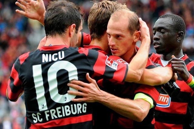 Der SC Freiburg vergibt die Rückennummer 10 nicht