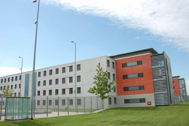 JVA Offenburg: 500.000 Euro Mehrkosten wegen Teilprivatisierung
