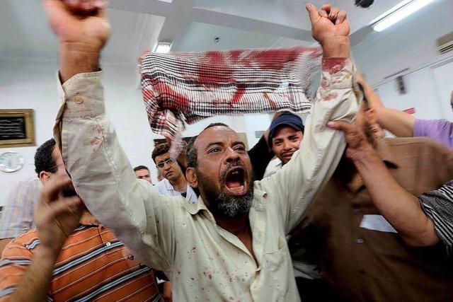 Dutzende Tote in Kairo – Salafisten boykottieren Gespräche