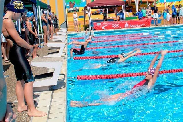 Internationales Schwimmfest in Kollnau