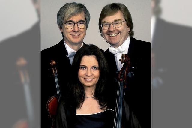 Abegg Trio im Bürgersaal