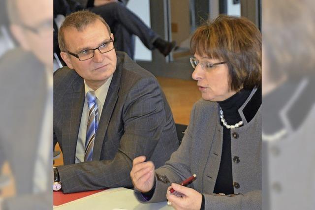Edith Schreiner fordert zügige Lärmsanierung