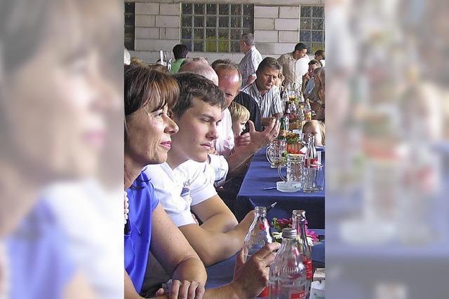 Firma Gugelberger feierte das 100-Jährige mit einem Volksfest