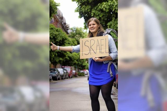 20-Jährige aus St. Ulrich absolviert Schalomdienst in Israel