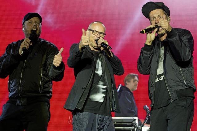 Festivallieblinge: Die Fantastischen Vier kommen zum Freiburger ZMF