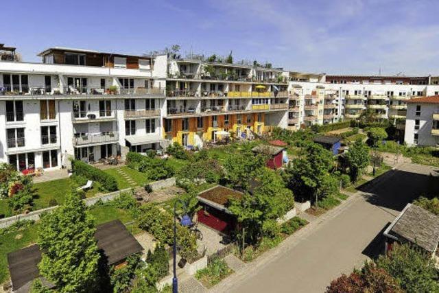 Freiburgs stilbildendes Quartier