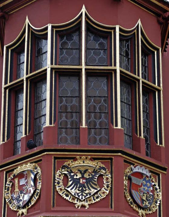 Habsburgische Wappen  | Foto: Ingo Schneider