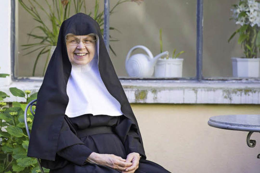 In der Ruhe liegt die Kraft: Mutter Ma...ster Unserer Lieben Frau in Offenburg.    Foto: Daniel  Schoenen
