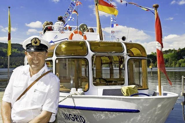 Der Kapitän vom Titisee
