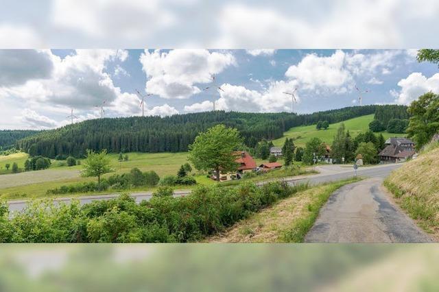 Bürger wenden sich gegen Windkraftanlagen bei Schluchsee