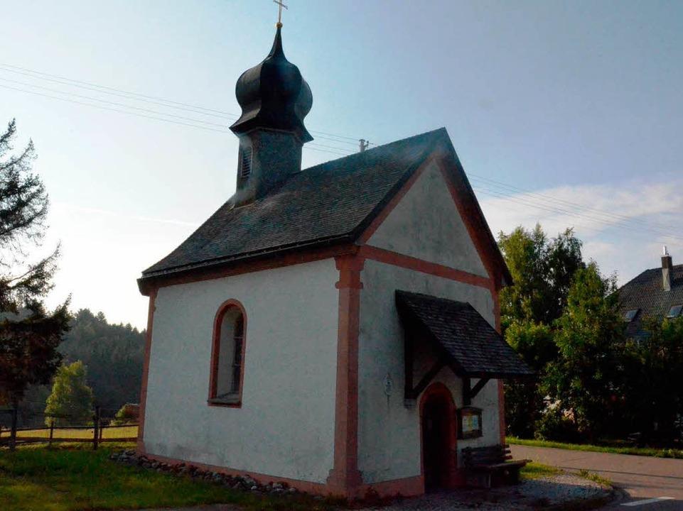 Die Andreas-Kapelle in Dachsberg-Witte...weiterhin für Gottesdienste benötigt.   | Foto: S. Barthmes
