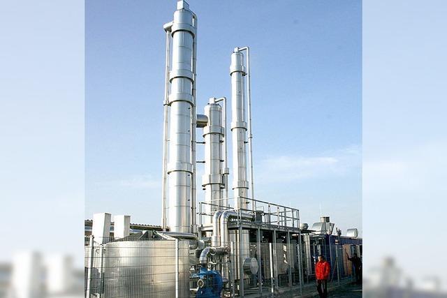 Pläne zur Biogasanlage liegen offen