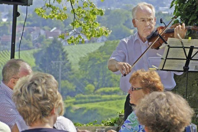 Konzert mit Aussicht