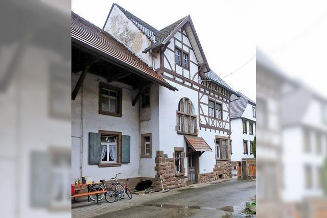 Heimburger-Haus als neues Rathaus?
