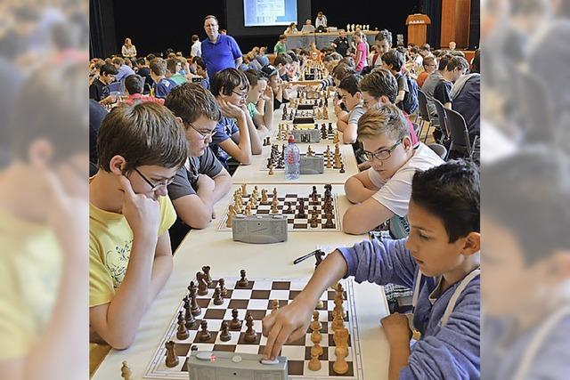 Schach-Vizemeister aus Stühlingen