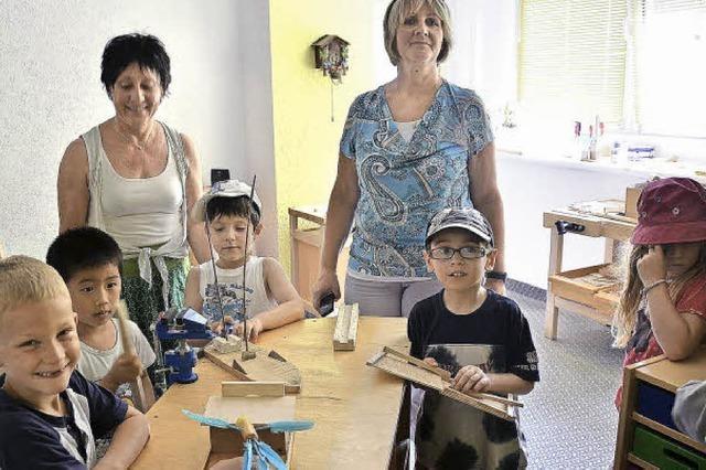 In St. Gallus bilden sich Kinder selbst