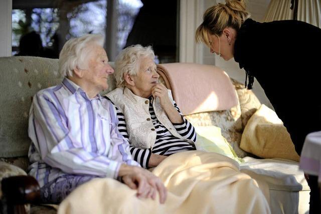 Senioren-WG mit Pflege