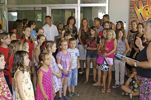 Hellbergschule zeigt musische Vielfalt