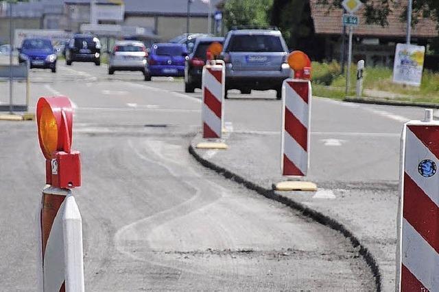 Abschnitt der B 34 wird zur Landstraße herabgestuft