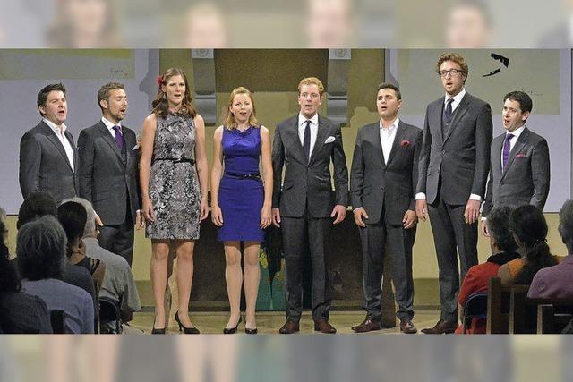Amazing Singers mit britischem Humor