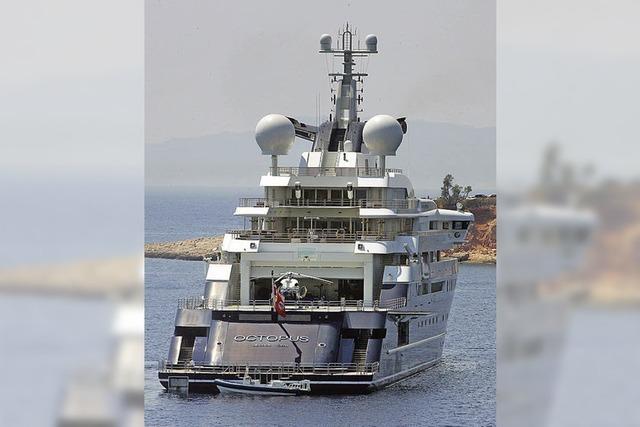 Griechenland will Jachtbesitzer belangen
