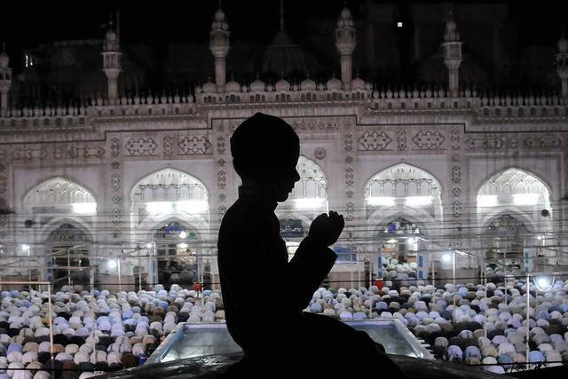 Beten und fasten –