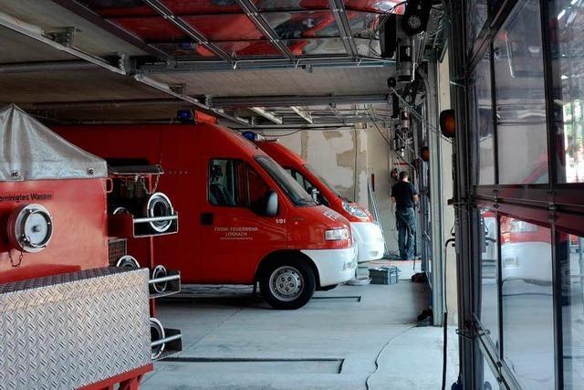 Feuerwache wird runderneuert – für 2,6 Millionen Euro
