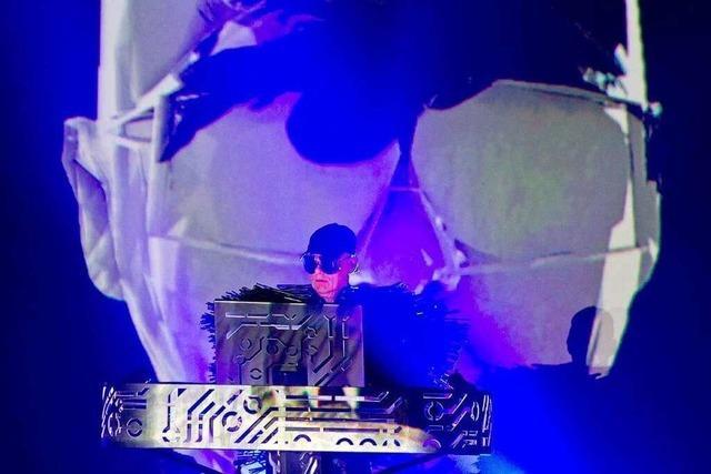Fotos: Die Pet Shop Boys beim ZMF in Freiburg