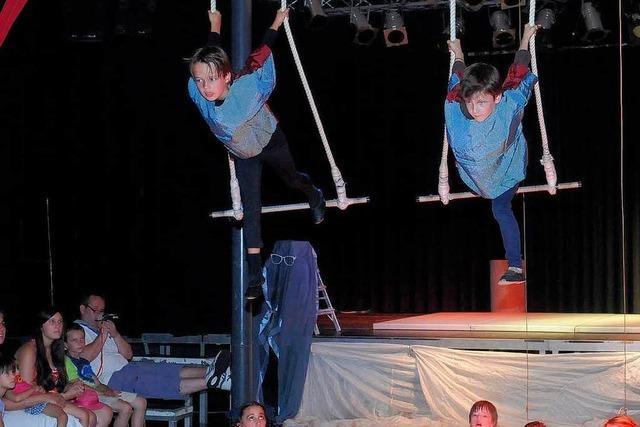 Zirkus LahriFahri gastiert wieder