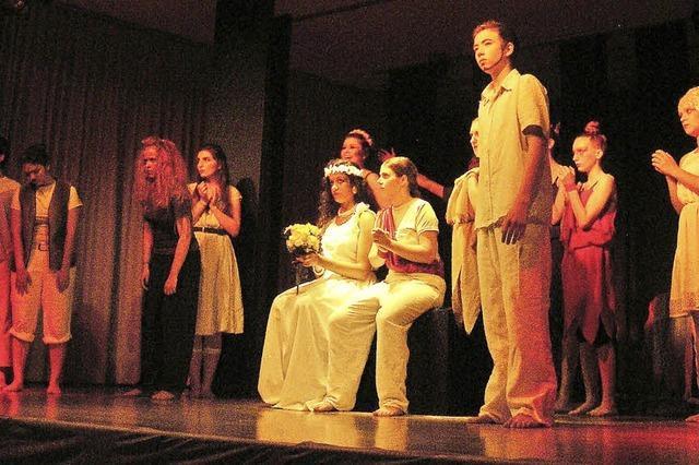 Großartige Bühnenkunst
