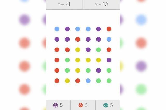 Punkte im Quadrat