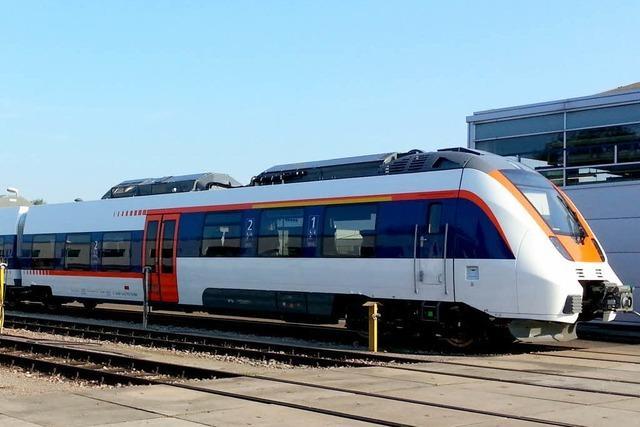 Münstertalbahn: Neue Züge rollen an – Leitung bald unter Strom