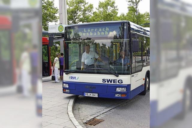 Bus- und Bahnfahren im Kreis Lörrach wird teurer
