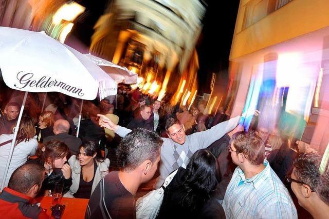 Sperrzeiten in der Freiburger Altstadt werden zum Thema