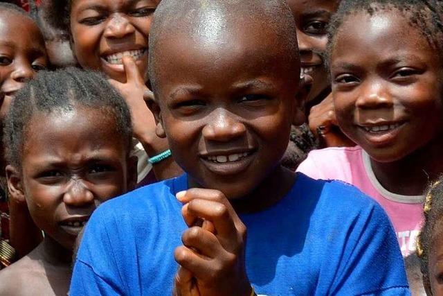 Durchschnittsalter in Afrika liegt bei 18 Jahren