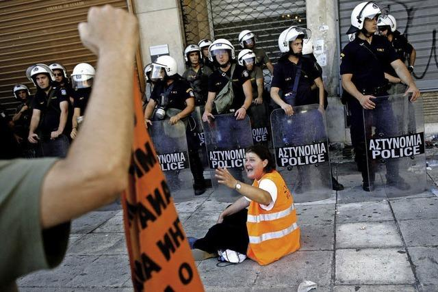 Wann darf Griechenland wieder hoffen?