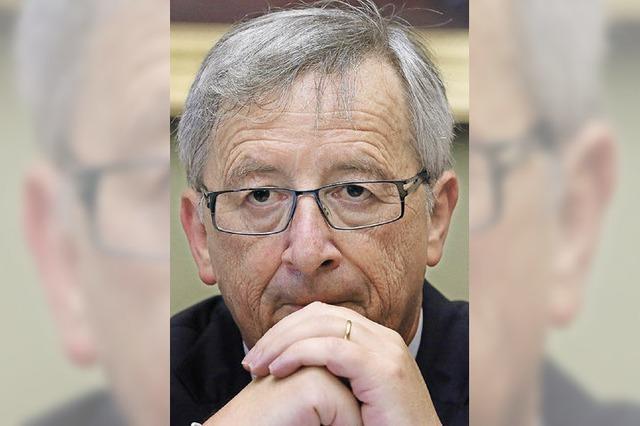 Juncker tritt wegen einer Spionageaffäre zurück