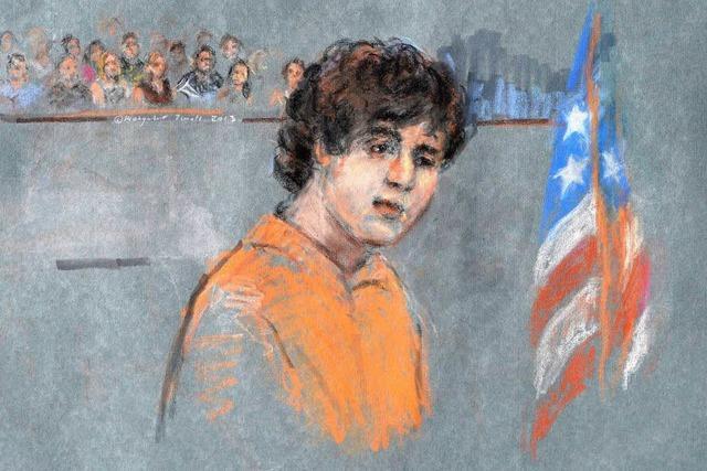 Mutmaßlicher Boston-Attentäter plädiert auf nicht schuldig