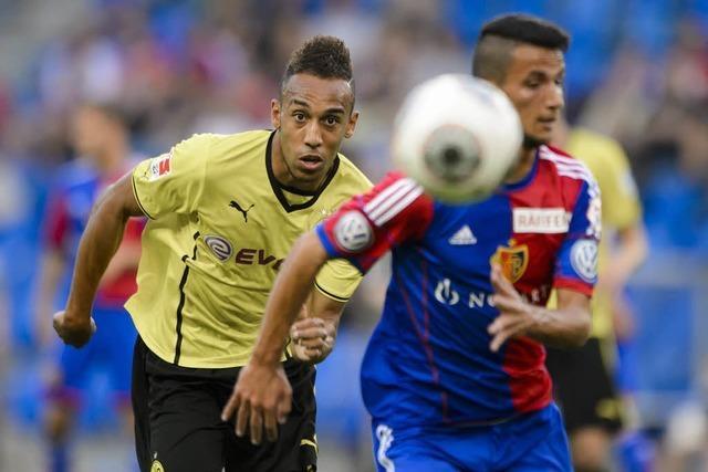 FC Basel – Borussia Dortmund 1:3