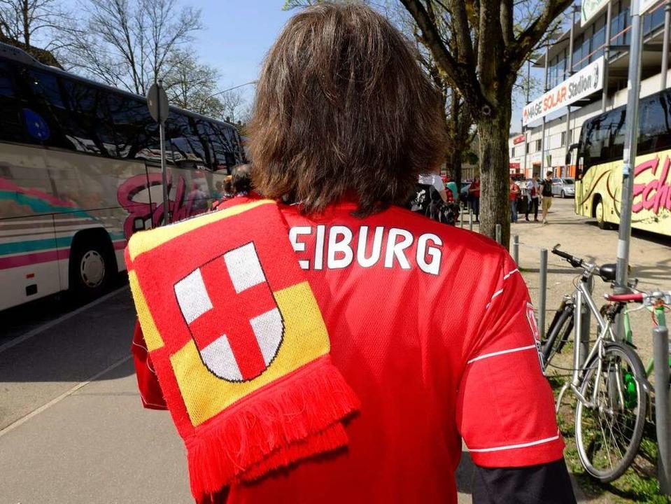 Wohin zieht der SC Freiburg?  | Foto: Ingo Schneider