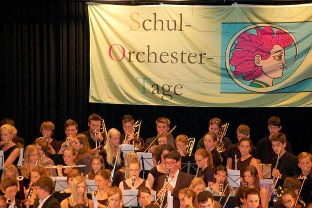 Ohne Bühne blieben viele Musiktalente unentdeckt