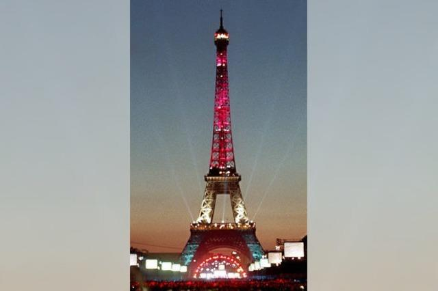 Frankreich feiert