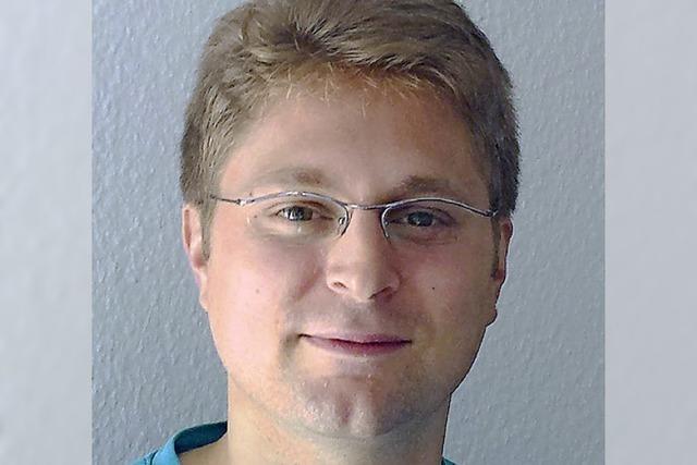 Christian Bördner neuer Medienbeauftragter