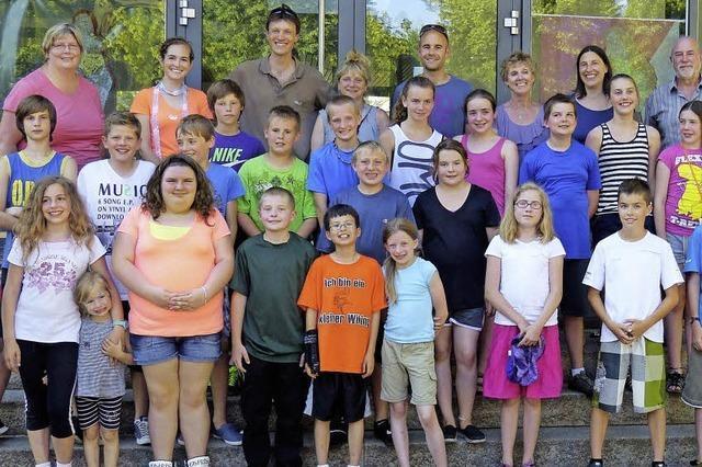 Amerikanische Lehrer und Schüler zu Gast in Breisach