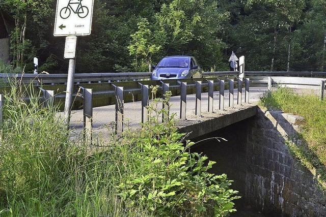 Brückensanierung kostet den Kreis 300 000 Euro