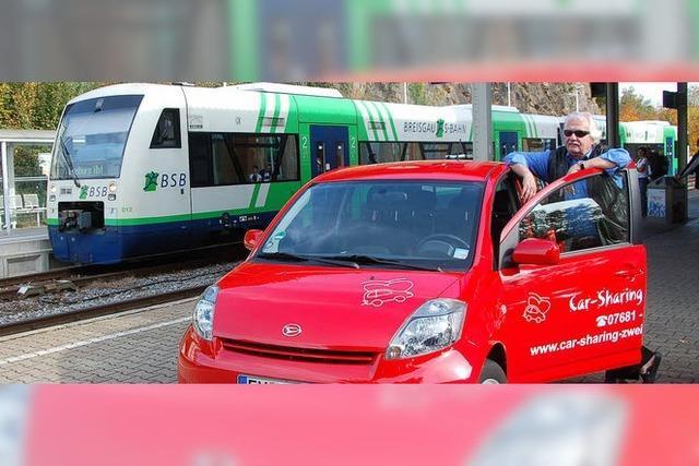 Carsharing: Auch Verwaltung kann mitmachen