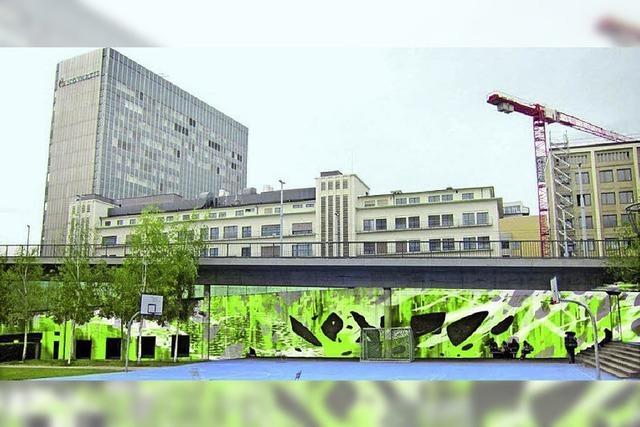 Basel: Differenzierte Strategie im Kampf gegen Vandalismus im öffentlichen Raum